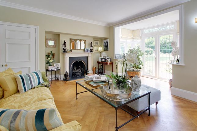 Drawing Room of The Chase, Kingswood, Surrey KT20