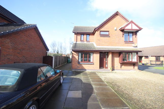 Thumbnail Detached house for sale in Blackthorn Close, Thornton-Cleveleys