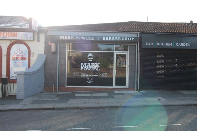 Thumbnail Retail premises for sale in Mill Lane, West Derby