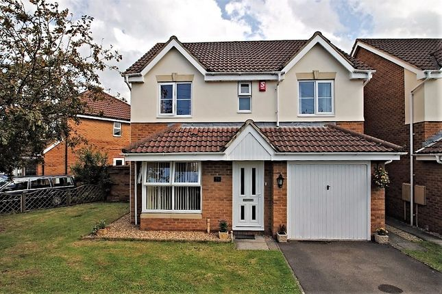 Thumbnail Detached house for sale in Shrewsbury Bow, Weston Vllage