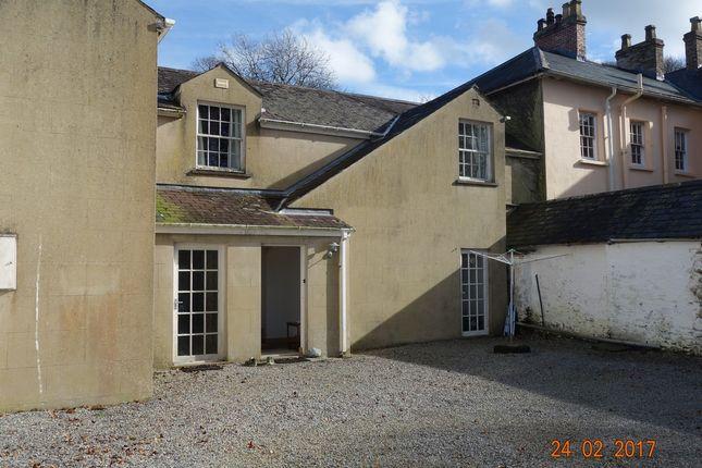 Thumbnail Flat to rent in The Flat, Cleddau Lodge, Camrose.