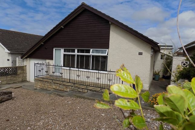 Thumbnail Detached bungalow for sale in Seaview Drive, Ogmore-By-Sea, Bridgend.