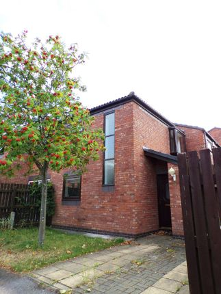 Thumbnail Town house to rent in Northgate Avenue, Chester