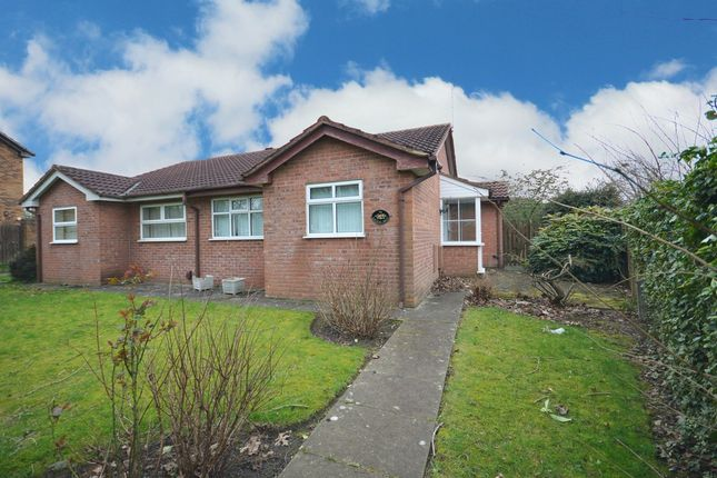 Thumbnail Semi-detached bungalow for sale in Eastbury Drive, Solihull