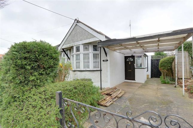 Thumbnail Semi-detached bungalow for sale in Broughton Road, Benfleet, Essex