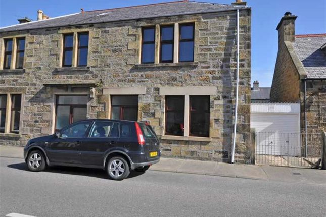 Thumbnail End terrace house to rent in 23A Grant Street, Burghead