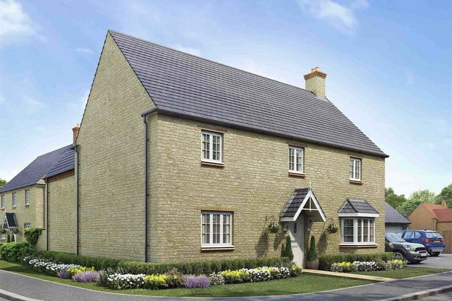 """Thumbnail Detached house for sale in """"The Stamford"""" at Lodge Road, Cranfield, Bedford"""
