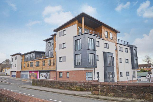 Thumbnail Flat for sale in Riverside View, Balloch Road, Balloch