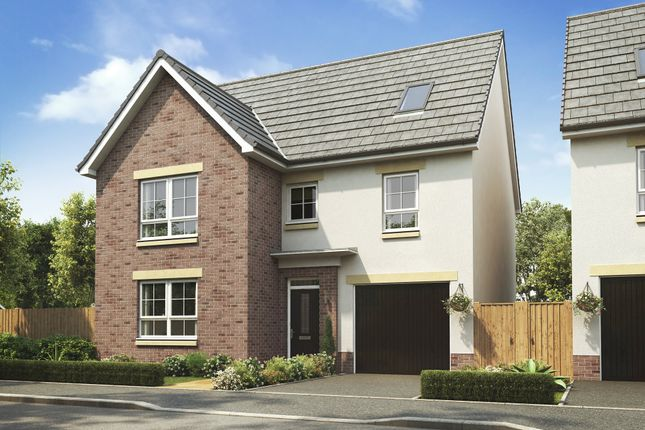 "Thumbnail Detached house for sale in ""Glenisla"" at Haddington"