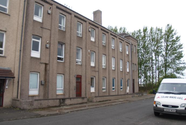 Thumbnail Flat to rent in Miller Street, Wishaw