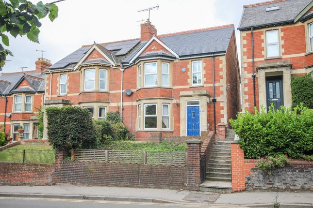Thumbnail Semi-detached house for sale in Sherborne Road, Yeovil