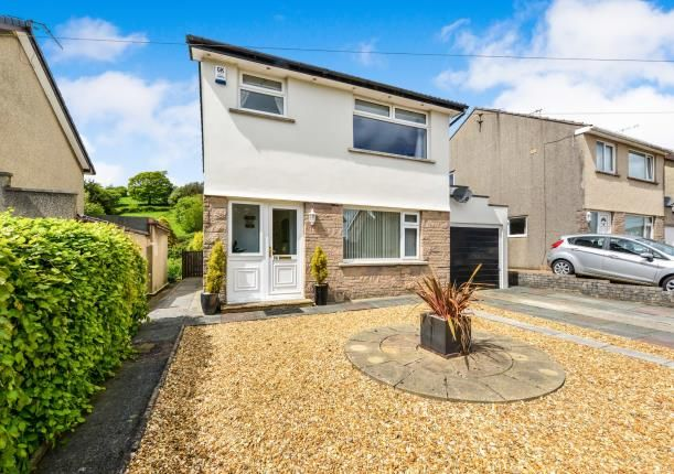 Thumbnail Detached house for sale in Beech Road, Halton, Lancaster, Lancashire