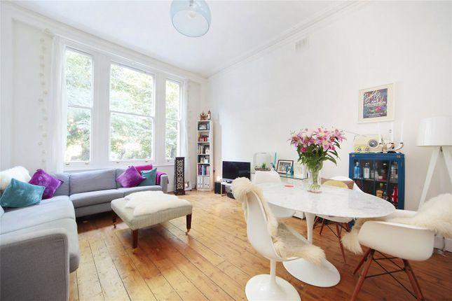 Thumbnail Flat to rent in Macaulay Road, Clapham, London