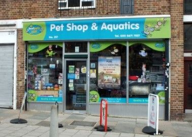 Thumbnail Commercial property for sale in Amesbury Avenue, London