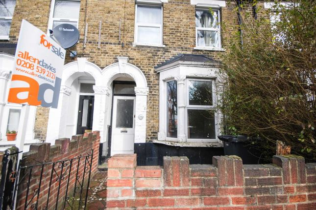 Terraced house for sale in Calderon Road, London