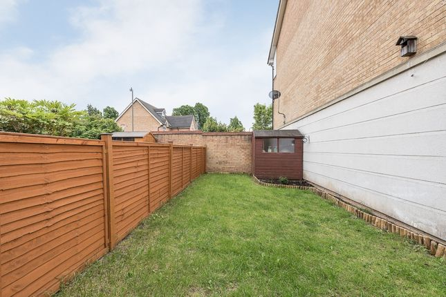 Garden of Kirkby Close, London N11