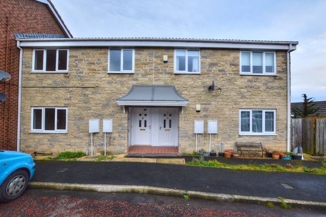 Thumbnail Flat to rent in Clive Gardens, Alnwick, Northumberland