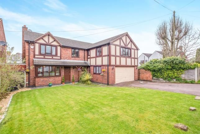Thumbnail Detached house for sale in Keats Avenue, Littleover, Derby, Derbyshire