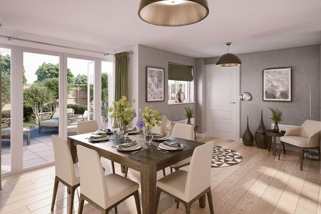 """Thumbnail Detached house for sale in """"Halesowen"""" at Church Road, Webheath, Redditch"""
