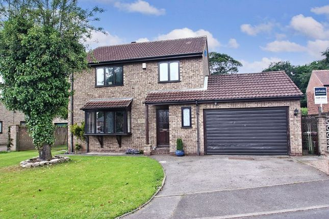 Thumbnail Detached house for sale in Hollingworth Lane, Knottingley