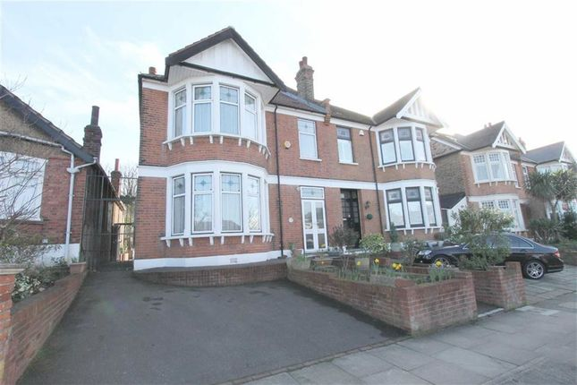 Thumbnail Semi-detached house for sale in Dunvegan Road, Eltham, London