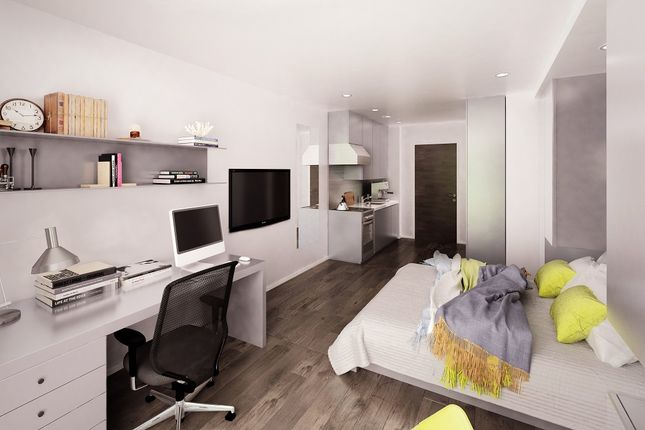 Flat for sale in One Islington Plaza Student Studios, Devon Street, Liverpool