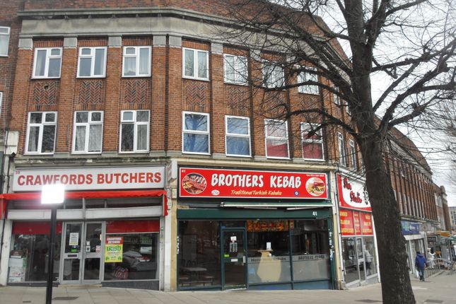 Thumbnail Restaurant/cafe for sale in 41 Oldfield Circus, Northolt, Middlesex