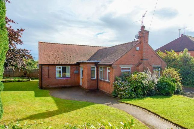 Thumbnail Detached bungalow for sale in Yvonne Road, Redditch