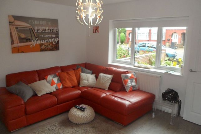 Thumbnail Terraced house to rent in Hurst Drive, Waltham Cross