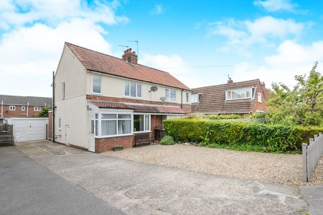 Thumbnail Semi-detached house for sale in Usher Lane, Haxby, York