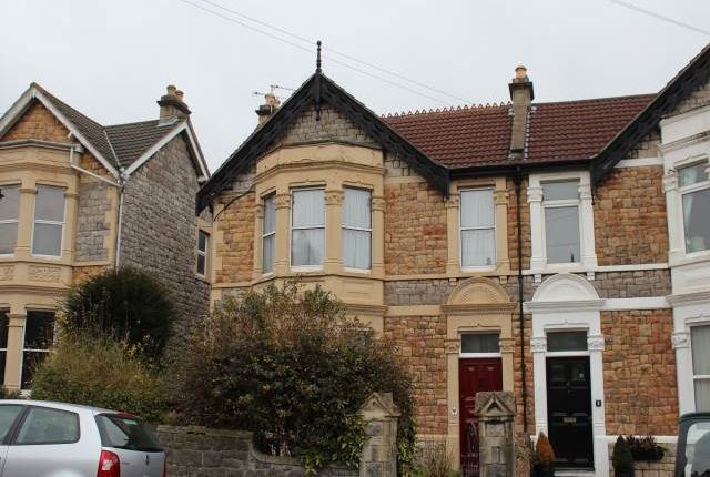 Front of Ashcombe Gardens, Weston-Super-Mare, North Somerset BS23