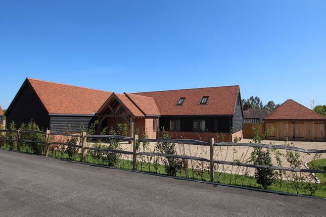 Thumbnail Detached bungalow for sale in Hermongers Lane, Cox Green, Rudgwick