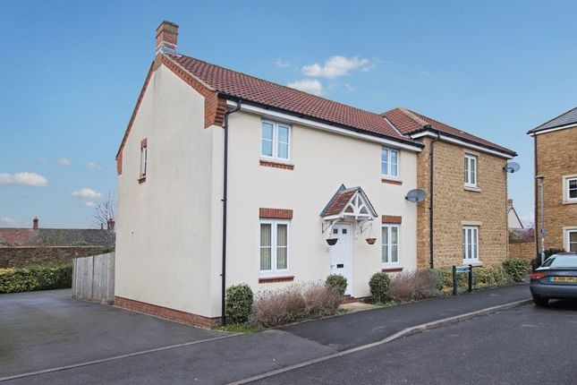 Thumbnail Semi-detached house to rent in Vincent Way, Martock