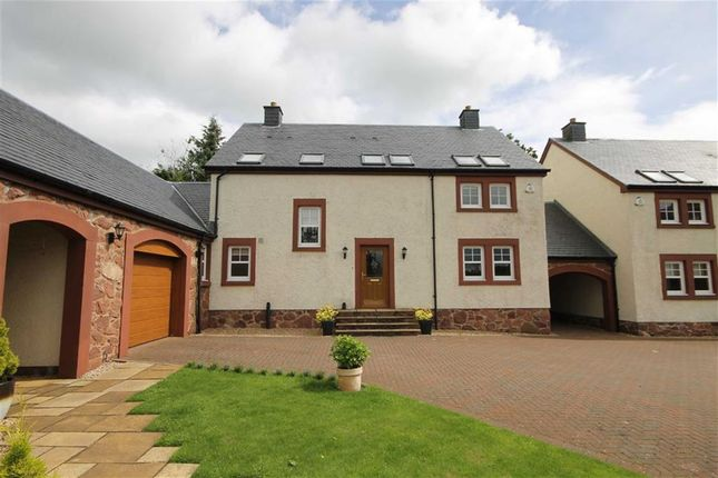 Thumbnail Link-detached house for sale in Pitcairnie, By Kinross, Perth & Kinross