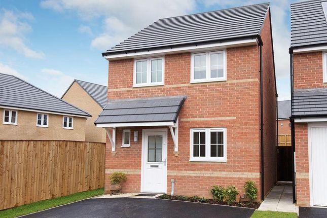 "Thumbnail Semi-detached house for sale in ""Barwick"" at Squinter Pip Way, Bowbrook, Shrewsbury"