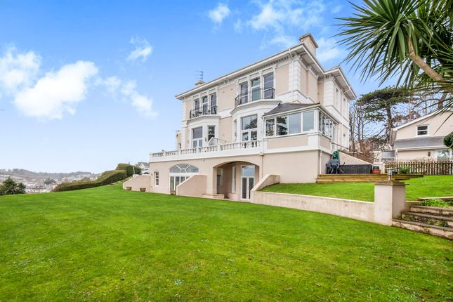 Thumbnail Flat for sale in Waldon Point, St. Lukes Road South, Torquay