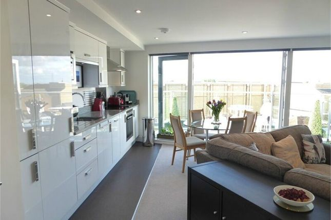 Thumbnail Flat to rent in Waterside, Thames Street, Staines Upon Thames