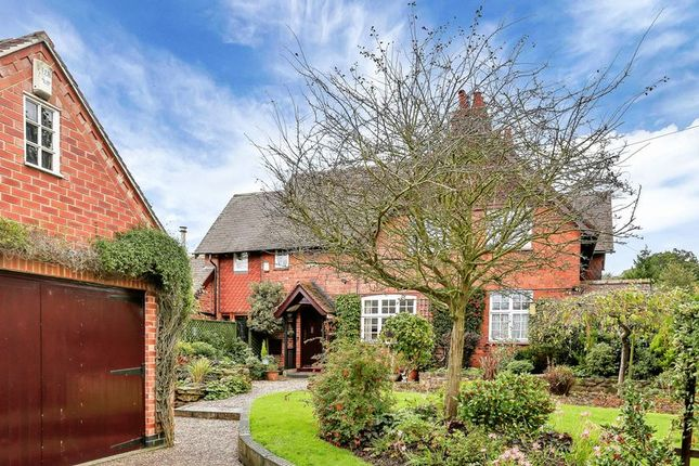 Thumbnail Cottage for sale in Main Street, Strelley, Nottingham