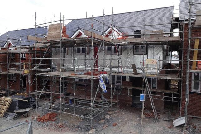 Thumbnail Semi-detached house for sale in Plot 59 Dolforgan View, Kerry, Newtown, Powys