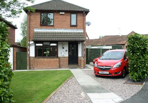 Thumbnail Detached house for sale in Cantley Road, Riddings, Alfreton