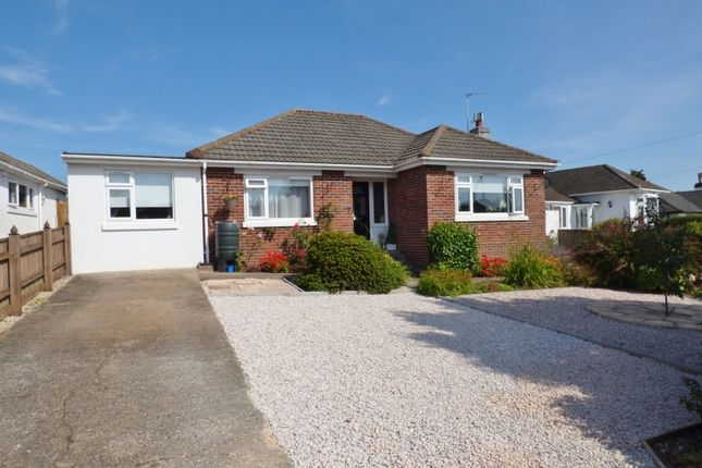 Detached bungalow for sale in Swedwell Road, Torquay