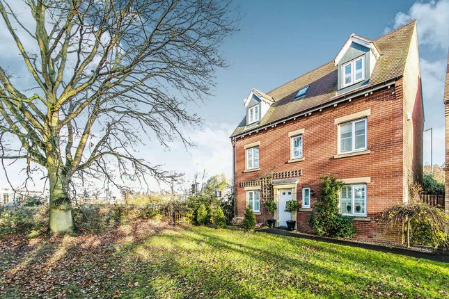 Thumbnail Detached house for sale in Cater Walk, Colchester