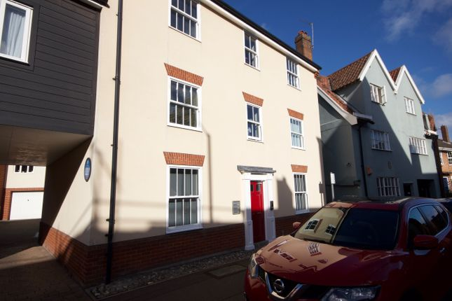2 bed flat to rent in Fishergate, Norwich NR3