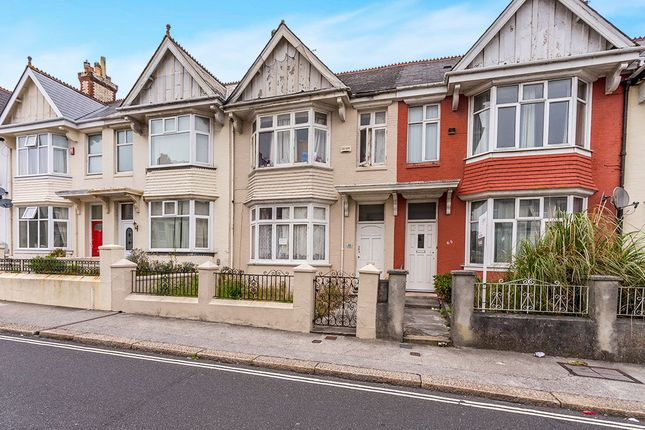 Thumbnail Property for sale in Mount Gould Road, Plymouth