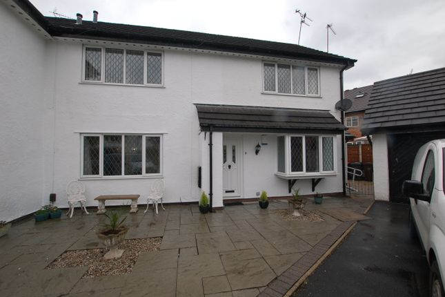 Thumbnail Flat to rent in Stirrup Gate, Worsley, Manchester