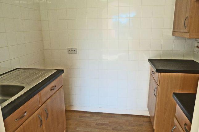 Kitchen of Homefylde House, Blackpool FY3