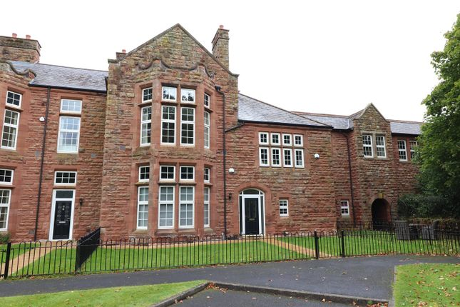 Thumbnail Flat for sale in Oval Court, Parkland Village, Carlisle