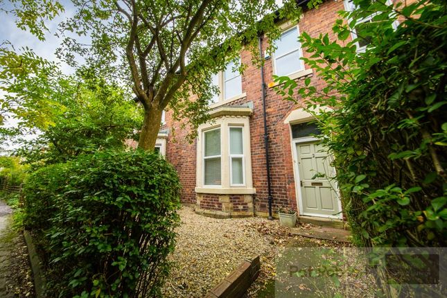 Thumbnail Terraced house to rent in Dilston Terrace, Gosforth, Newcastle Upon Tyne
