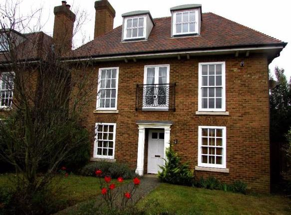 Thumbnail Detached house to rent in Discovery Drive, Kings Hill, West Malling