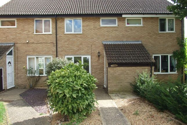 Thumbnail Terraced house to rent in Ramsey Road, St. Ives, Huntingdon